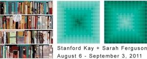 Stanford Kay and Sarah Ferguson